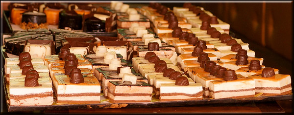 Marrakech Pastries