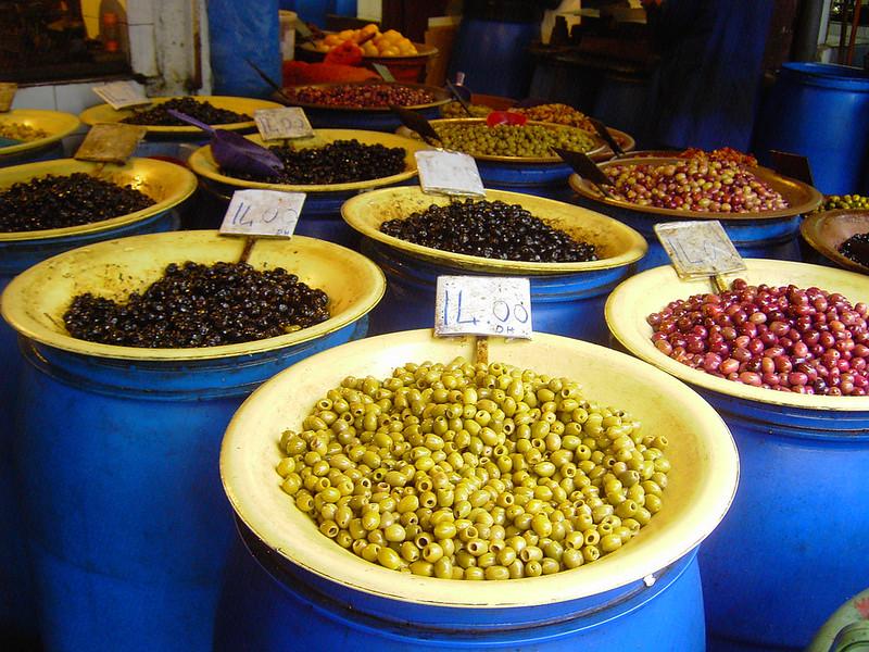 Olives of All Kinds