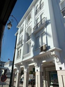 Rabat, main street