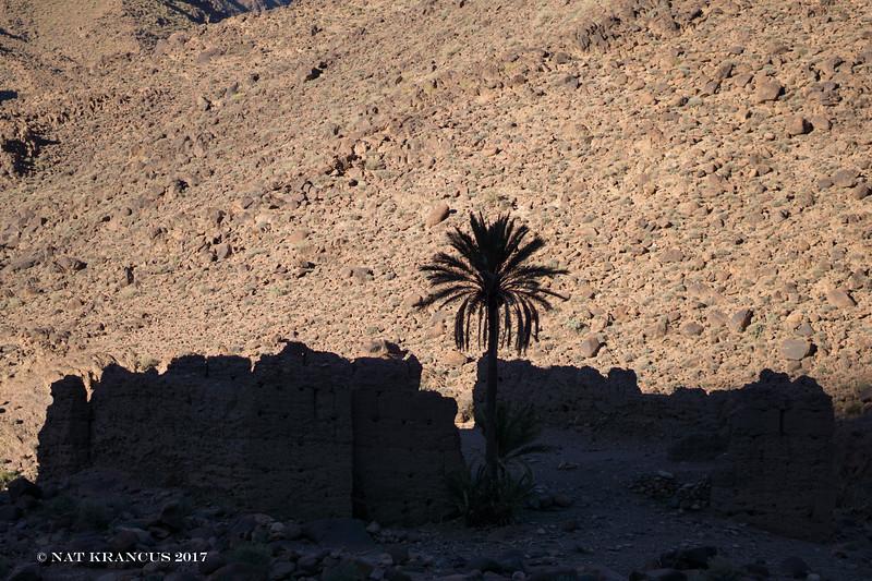 Casbah in Jbel Saghro