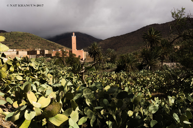 Mosque near Sidi Ifni