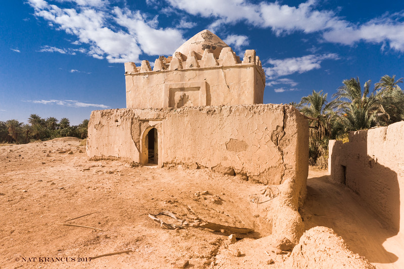 Tomb in Foum Zguid