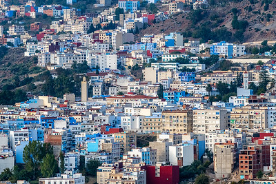 "Chefchaouen, the ""Blue City"""
