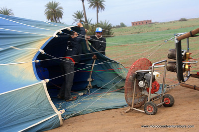http://moroccoadventuretours.com Hot Air Ballooning Adventure Marrakech Morocco join us on a day to remember