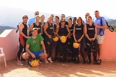 Adventure Canyoning Group