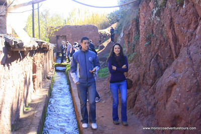 A day adventure tour  between atlas mountain ,discover berber life style ,camel ride adventure and vsiting some watrefalls.