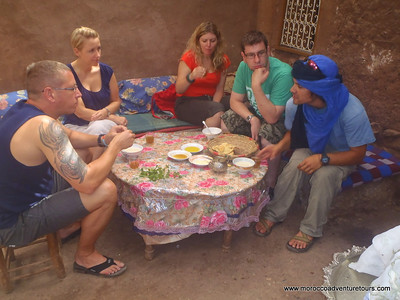 On the Ourika Valley Tour you visit a traditional Berber house and enjoy breakfast and delicious mint tea, a camel ride and a drive to Seti Fatma, where we hike to the stunning Cascades d'Ouzoud (Ouzoud Waterfalls), and visit an Argan oil co-operative. Finish the trip off by enjoying a delicious lunch of traditional Moroccan dishes including couscous and tajines. http://moroccoadventuretours.com