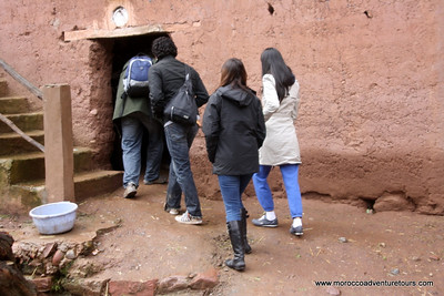 Ourika Valley Full Day Tour in High Atlas Mountains, outside Marrakech http://moroccoadventuretours.com