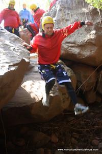 A half day tubing adventure at N,fis river just 1 hour outside of Marrakech and a half day canyoning between Atlas mountain enjoin us at www.moroccoadventuretours.com