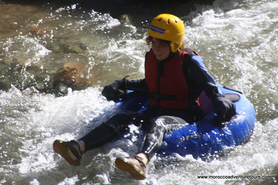 tubing Ourika Valley Morocco Adventure Tours