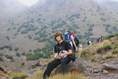 Wilderness Expertise youth trip for Duke of Edinburgh Award with Splash Morocco. http://moroccoadventuretours.com