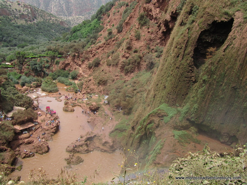 Three day Ahansal River rafting trip with Splash Morocco - http://moroccoadventuretours.com