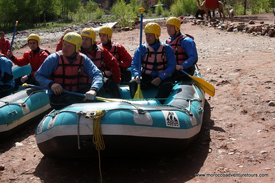 Stag and Hen Parties Whitewater Rafting Morocco Adventure Holidays Tours, join us at http://moroccoadventuretours.com
