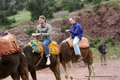 Full Day Ourika Tour with Rafting in Ourika Valley near Marrakech, join us at http://moroccoadventuretours.com