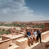 Aït Ben Haddou where a long list of movies were filmed including Gladiator