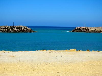 harbor, asilah, morocco