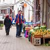 Fruit and Juice Vendor
