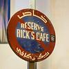Reserve Rick's Cafe