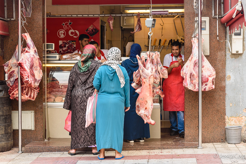 Meat Shopping