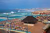 A seaside private resort on the Corniche in Casablanca, Morocco.