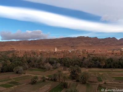 Erfoud Oasis, Morocco