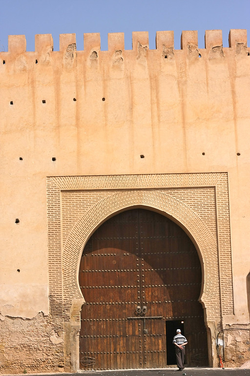 Meknes, bab