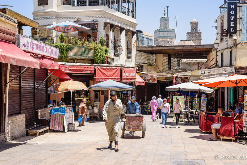 Afternoon in the Medina