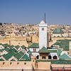 Roofs of Fez
