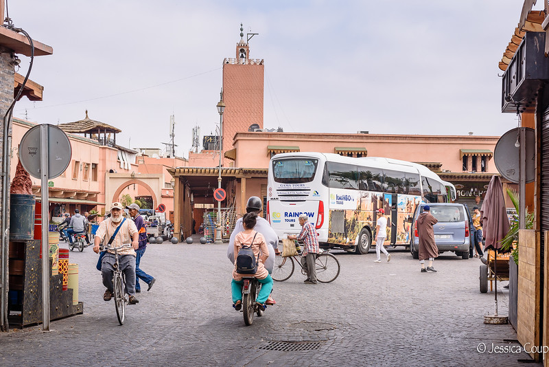 Marrakesh in the Morning