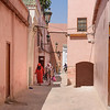 Back Street of Marrakesh
