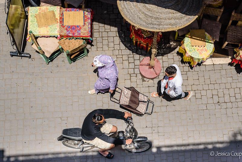 Errands in the Medina