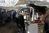 Tahanout souk stall, Tues 29 April 2014 1