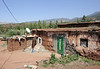 House in Berber village near Asni, Tues 29 April 2014
