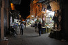 Djemaa el Fna square, Marrakech, Tues 29 April 2014 1.  Here are five night views of this bustling square.