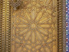 doors of the royal palace in Fez - there is a palace in most major cities