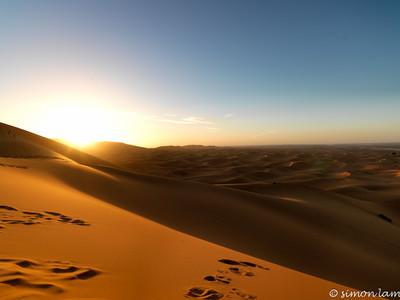 Sahara Desert, Erfoud, Morocco