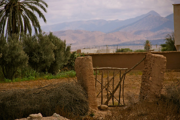 Souss Valley Fall 2011