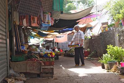 Market, Tangier