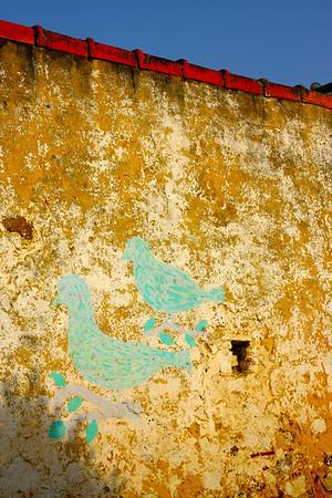 Tangier, mural