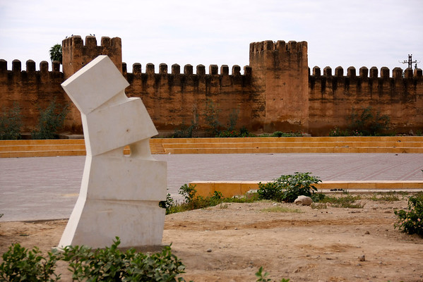 Public Art in Taroudant