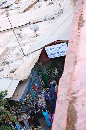 Market entrance, Taroudant, Morocco