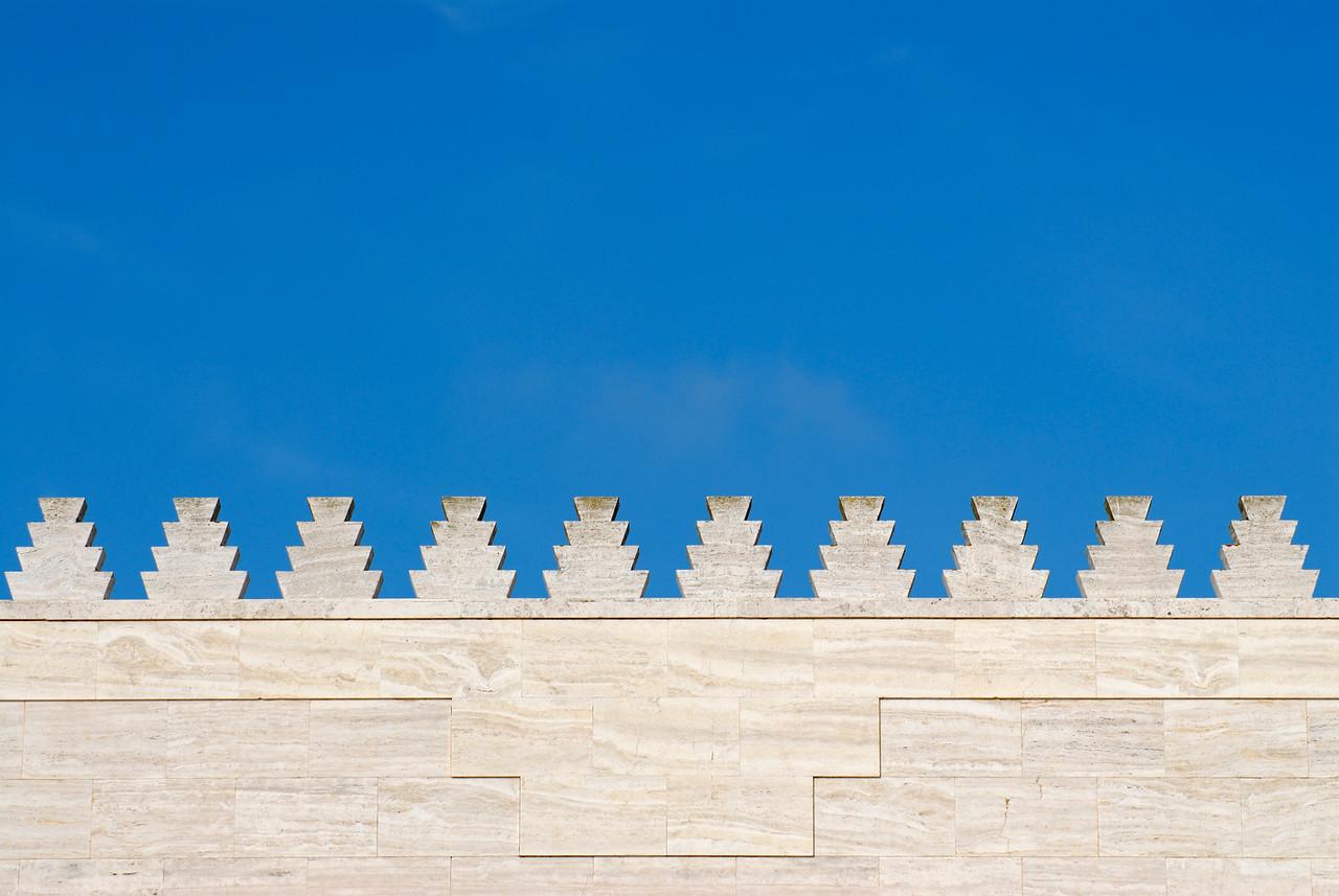 Mohammed V Mausoleum, Rabat