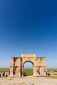 Arch of Triumph, Volubilis