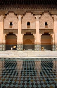 Bin Yousuf Medersa, Marrakech