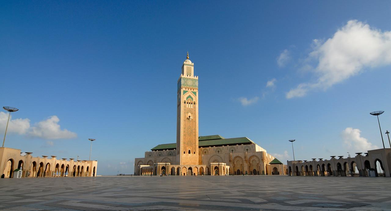 Grand Mosque of Hassan II, Casablanca