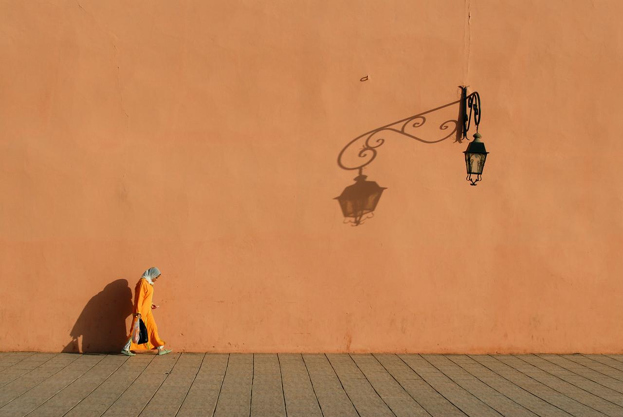 City Walls of Marrakech Medina