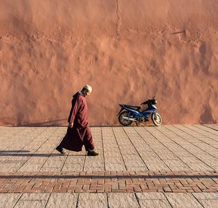 Marrakesh City Walls