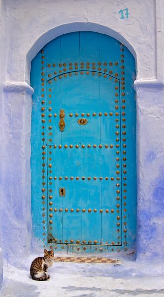 Blue Door, Chefchaouen