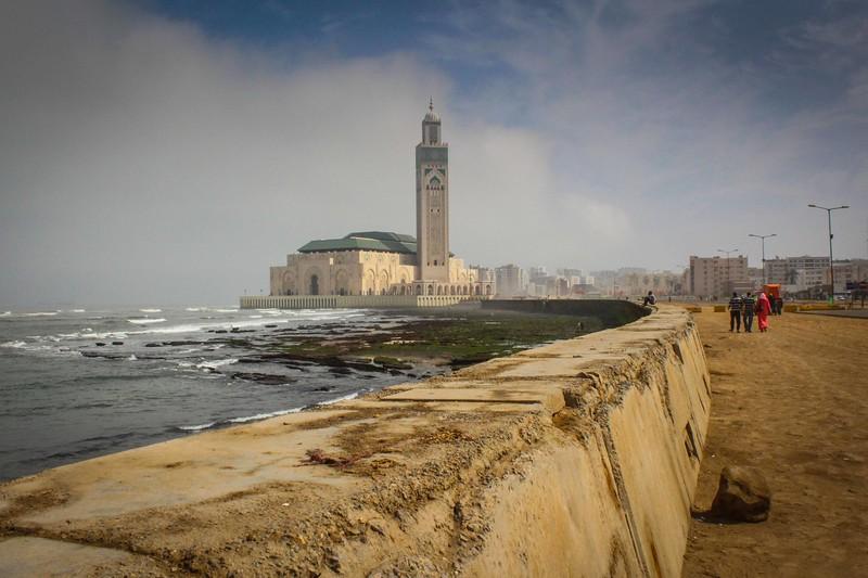 """""""The Grand Mosque"""" – Casablanca, Morocco"""