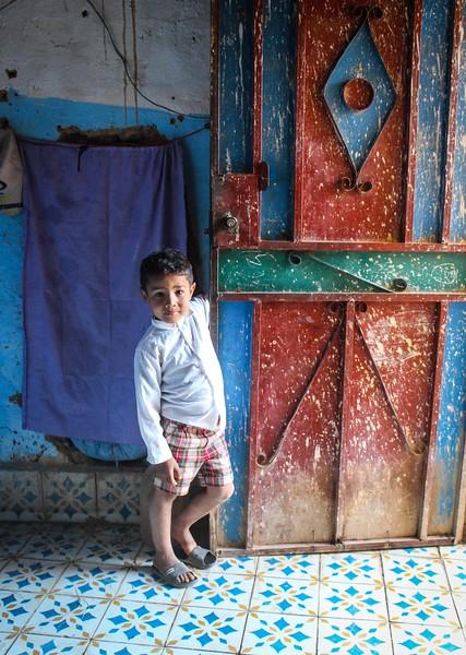 """Salam Alikome - Hello"" – Meknes, Morocco"